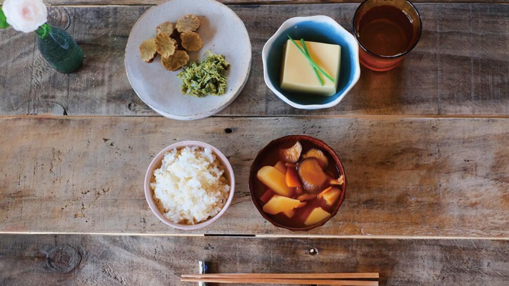 あおもり米:ごはんのチカラ 朝ごはんのすすめ