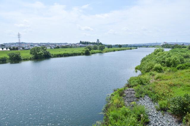大地が育む「あおもり米」:水の恵み。南部地方最大の川 馬淵川